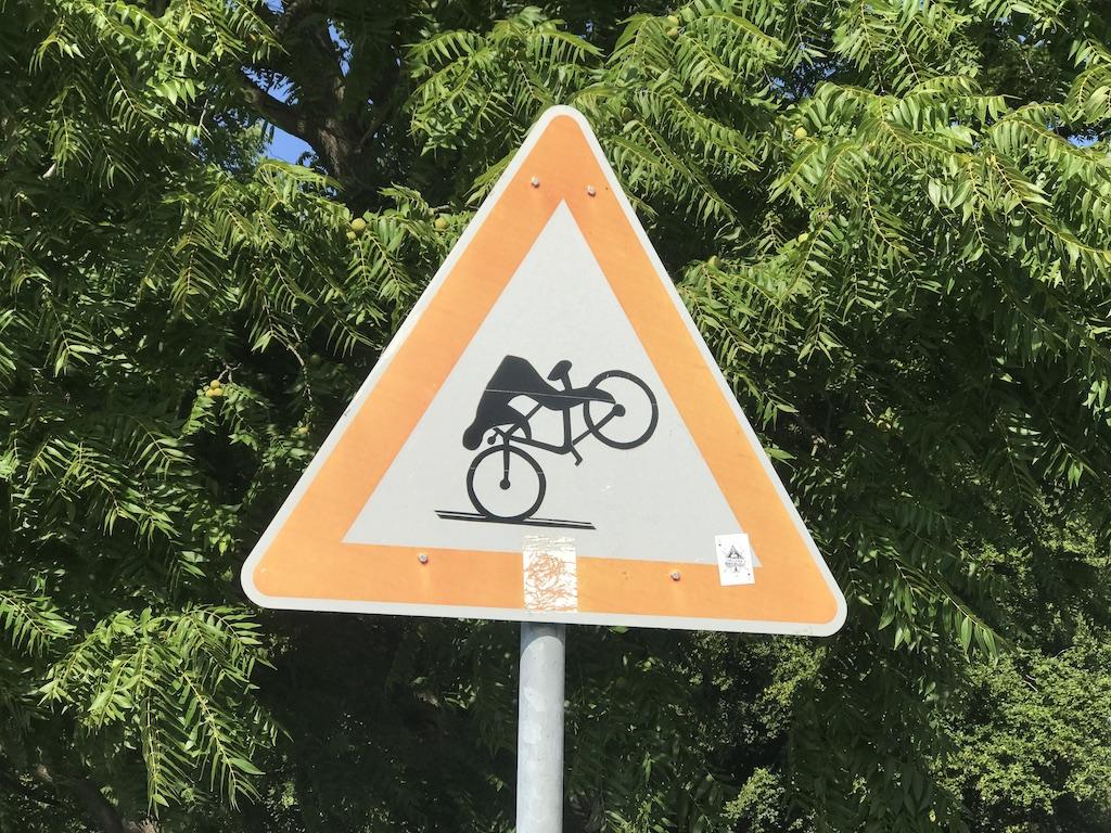 Radfahrer-Unfallstatistik 2019