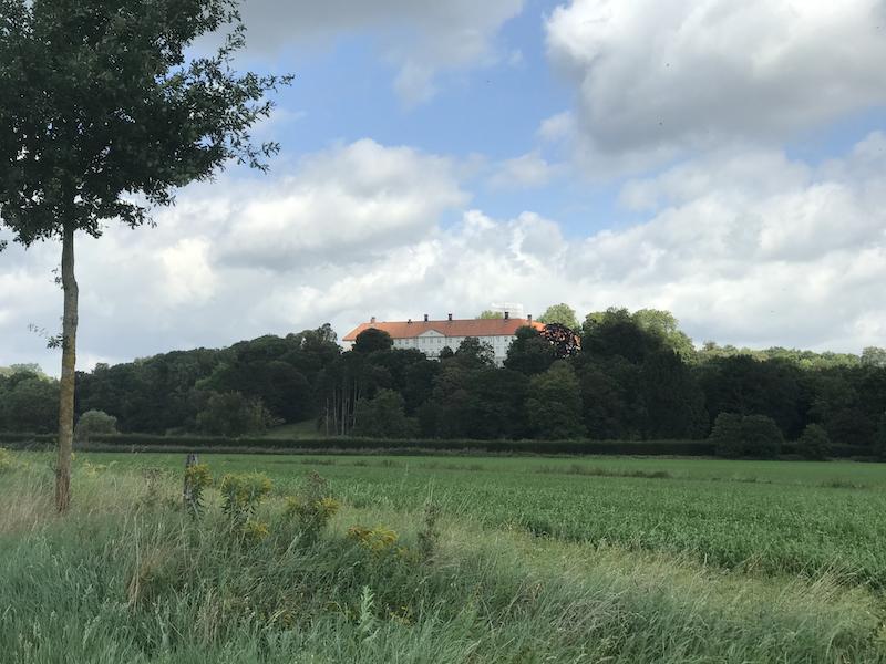 Radtour zum Schloss Cappenberg