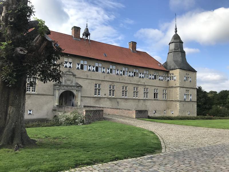 Radtour über Schloss Westerwinkel zum  Westfälischen Versailles in Nordkirchen